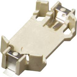 Nosilec gumbnih baterij 1 CR 2450 Vodoravno, Površinska montaža SMD (D x Š x V) 36.5 x 16.1 x 7.5 mm Takachi SMTU2450