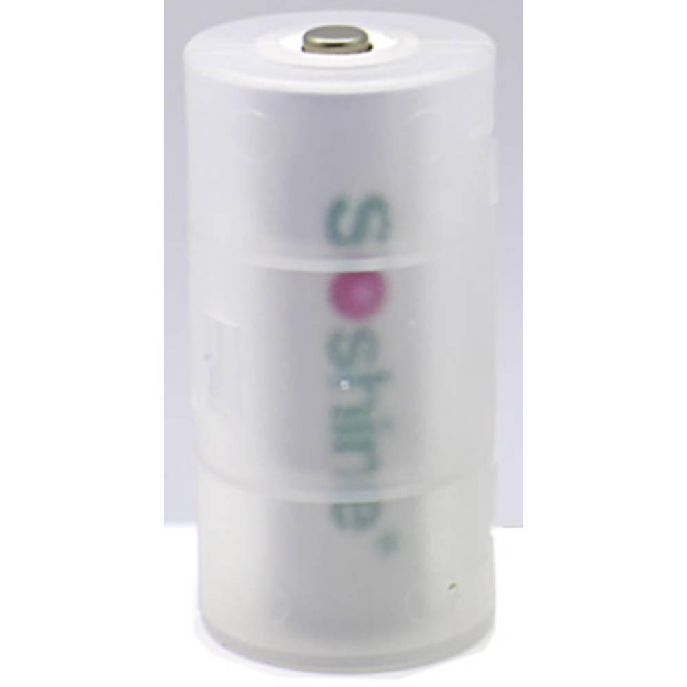 Adapter baterije Soshine Mignon to Baby SBC007