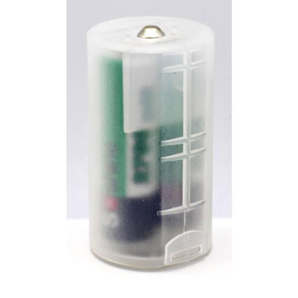 Adapter akumulatorja Soshine 2x Mignon to Mono SBC010