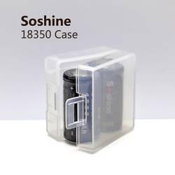 Baterije - držač Soshine SBC-019 (D x Š x V) 43.5 x 41.8 x 22.1 mm