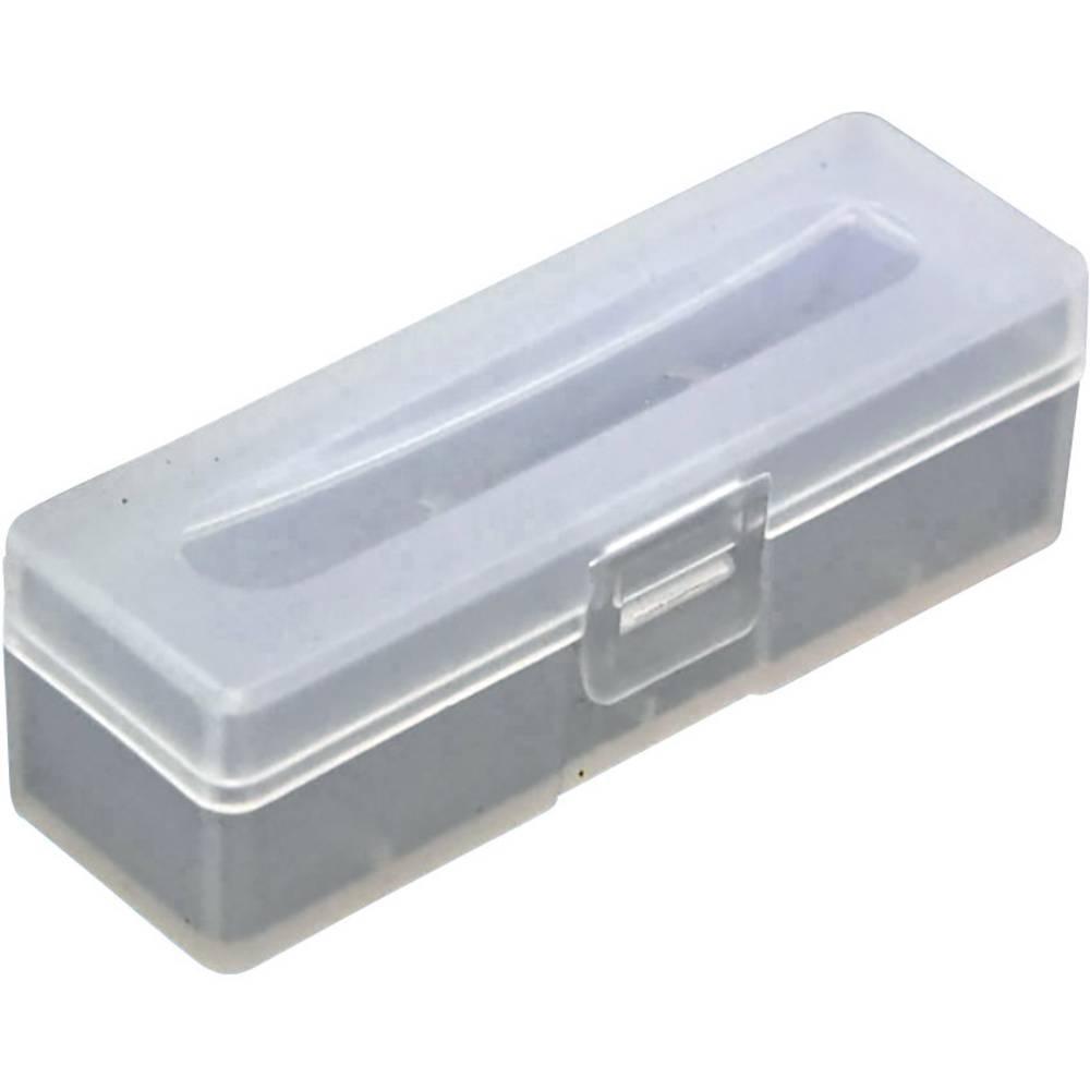 Baterijska škatla 18650 Soshine SBC-026 (D x Š x V) 73 x 22.2 x 22.2 mm