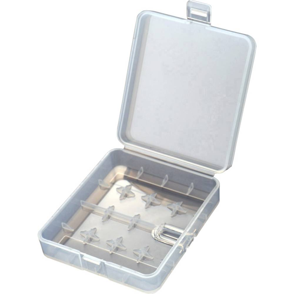 Baterijska škatla 18650 Soshine SBC-017 (D x Š x V) 84 x 74 x 23 mm