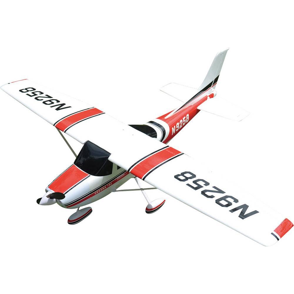 Amewi Air Trainer 1410 Rdeča RC Model motornega letala PNP 1410 mm