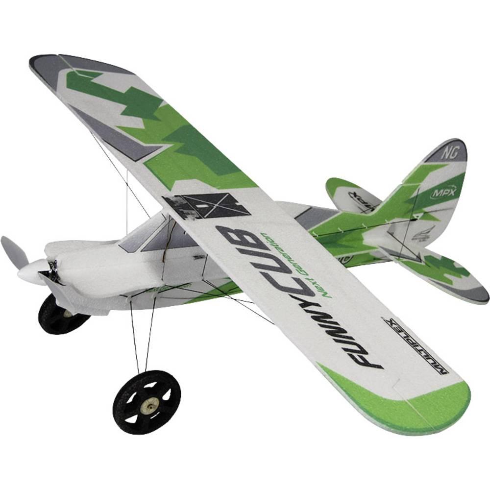 Multiplex FunnyCub Indoor Edition RC Model motornega letala Komplet za sestavljanje 930 mm