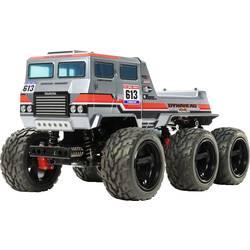 Tamiya Dynahead 6x6 s ščetkami 1:18 RC Modeli avtomobilov Elektro Monster Truck 4WD Komplet za sestavljanje