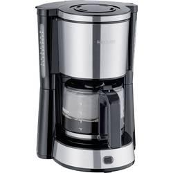Aparat za kavu Severin KA 4822 TYPE Plemeniti čelik, Crna Kapacitet čaše=10