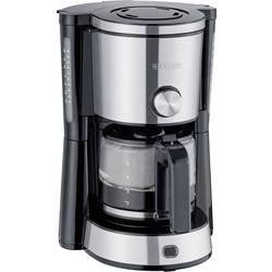 Aparat za kavu Severin KA 4825 TYPE SWITCH Plemeniti čelik, Crna Kapacitet čaše=10 Stakleni vrč
