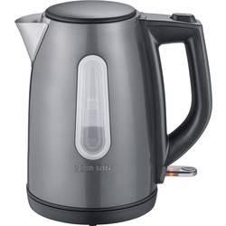 Kuhalo za vodu Bezžičan Severin WK 9540 Sivo-metalik, Crna