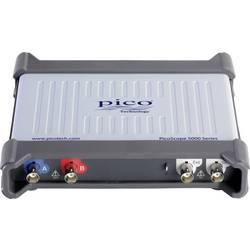 Namjenski osciloskop pico PicoScope 5242D 60 MHz 500 MSa/s 128 Mpts 16 Bit Spektralni analizator, Funkcija generatora, Digitalni
