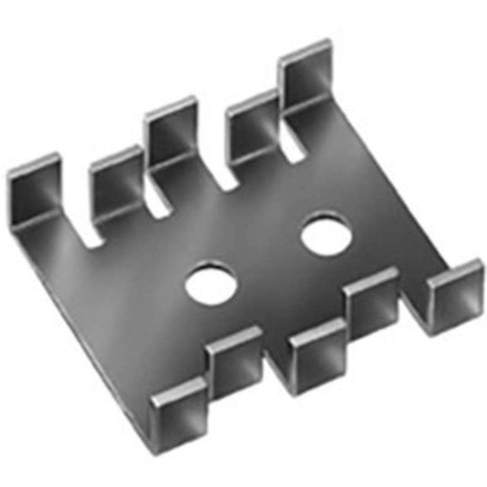 Hladilno telo 18 K/W (D x Š x V) 30 x 25.4 x 7.9 mm SOT-32, TO-220, TO-126 Fischer Elektronik FK 210 SA-CB