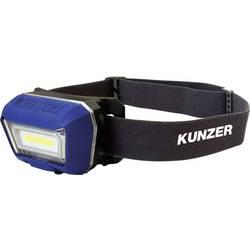 LED Svjetiljka za glavu Kunzer pogon na punjivu bateriju 280 lm HL-001