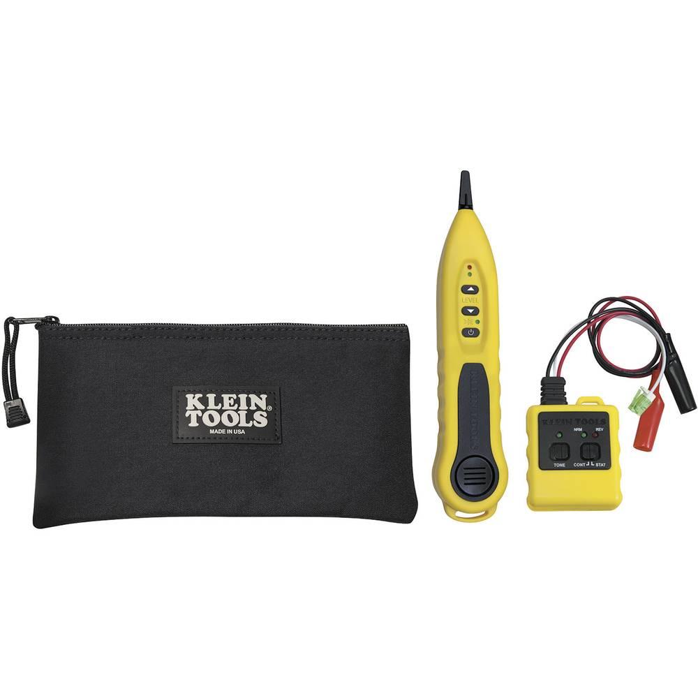 Klein Tools VDV500-808 Komplet generatorja tonov in tonskega sledilnika Kalibrirano Tovarniški standardi (lastni)