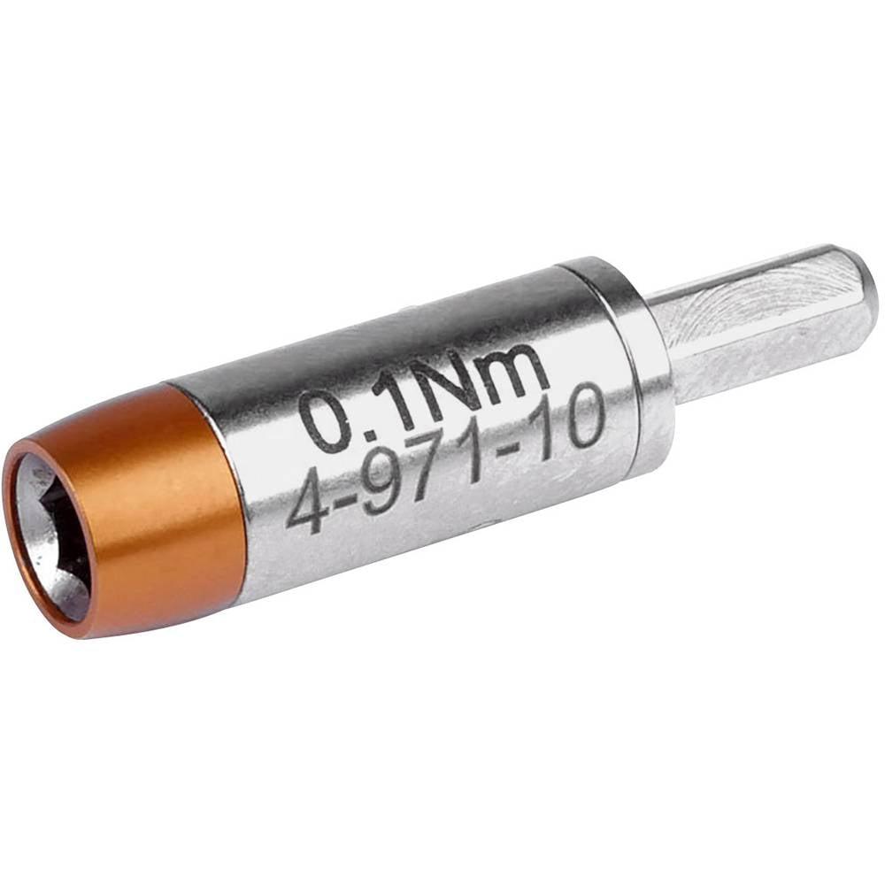 Adapter okretnog momenta 0.1 Nm (max) Bernstein 4-971