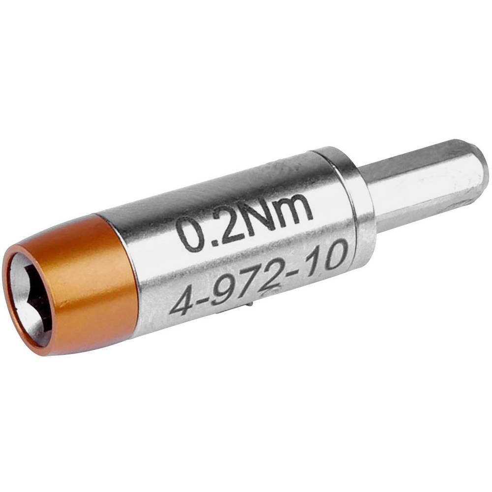 Adapter okretnog momenta 0.2 Nm (max) Bernstein 4-972