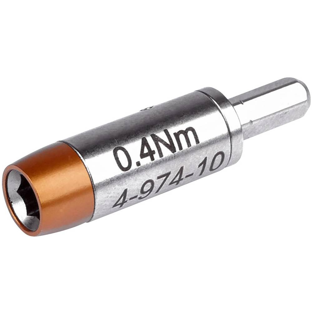 Adapter okretnog momenta 0.4 Nm (max) Bernstein 4-974