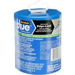 Prekrivna folija ScotchBlue™ Modra (D x Š) 22.8 m x 1.82 m 3M PTD2093EL-72 1 Role