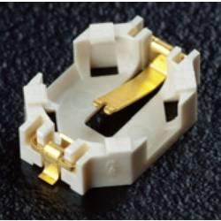 Nosilec gumbnih baterij 1 364 Vodoravno, Površinska montaža SMD (D x Š x V) 10.8 x 6.7 x 2.8 mm Takachi PB621