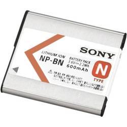Kamera-akumulator Sony Zamjenjuje originalnu akU. bateriju NP-BN1 3.6 V 630 mAh NP-BN1