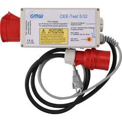 GMW Drehstromadapter 5/32A, aktiv , 7920018691