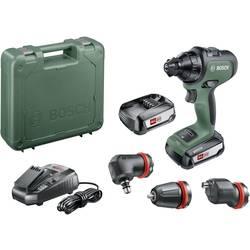 Bosch Home and Garden AdvancedDrill 18 Akumulatorski vrtalni vijačnik 18 V 2.5 Ah Li-Ion Vklj. 2 akumulatorja, Vklj. oprema, Vkl