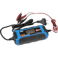 Guede GAB 12V/6V-4A 85141 Avtomatski polniknik, Polnilnik za avto, Nadzorna naprava za akumulator 6 V, 12 V 4 A