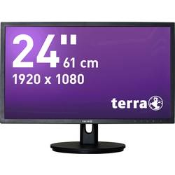 LED monitor 61 cm (24 ) Terra LED 2435W HA ATT.CALC.EEK A+ (A+ - F) 1920 x 1080 piksel Full HD 5 ms Audio-Line-in, Display Port