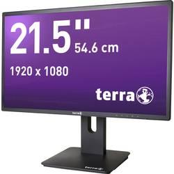 LED monitor 54.6 cm (21.5 ) Terra LED 2256W PV ATT.CALC.EEK A+ (A+ - F) 1920 x 1080 piksel Full HD 5 ms Display Port, Audio-Lin