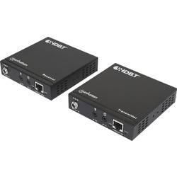 HDMI, RS232 Razširitev (podaljšanje) Preko omrežnega kabla RJ45 Manhattan 207973 100 m