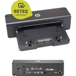 HP Priklopna postaja za prenosnike (obnovljena) HSTNN-IX11 Primerno za blagovno znamko: HP Elitebook, ProBook Vklj. Kensington-k