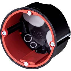F-Tronic 7500042 instalacijska doza vetrna zaščita, brez halogena (Ø x G) 68 mm x 50 mm