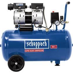 Pnevmatski kompresor 50 l 8 bar Scheppach HC50Si