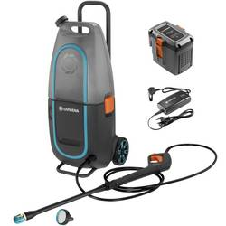 GARDENA AquaClean Li-40/60 visokotlačni čistilec 90 bar hladna voda