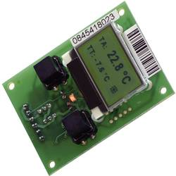 QuickCool QC-PC-D Display For Peltier-Controller (L x W x H) 50 x 68 x 24 mm Nominal voltage - Max. heating power -