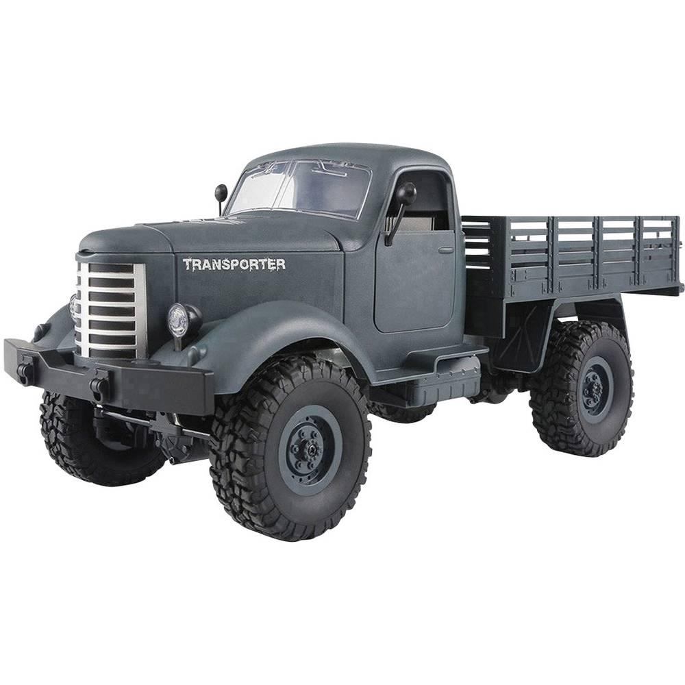 Amewi U.S. Truck s ščetkami 1:16 RC Modeli avtomobilov Elektro Tovornjak 4WD RtR 2,4 GHz
