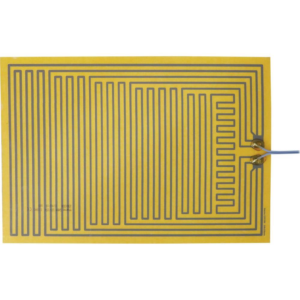 Samolepilna ogrevalna folija 12 V/DC, 12 V/AC 15 W vrsta zaščite IPX4 (D x Š) 330 mm x 230 mm Thermo