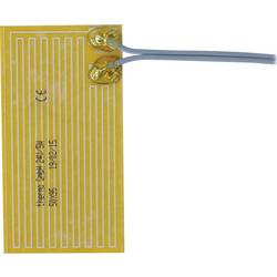 Polyester Varmefolie selvklæbende 24 V/DC, 24 V/AC 5 W Beskyttelsestype IPX4 (L x B) 95 mm x 50 mm Thermo