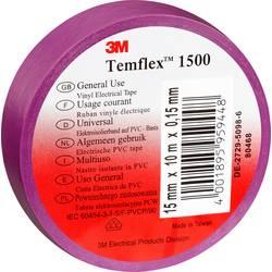 Izolacijska traka Temflex 1500 Ljubičasta (D x Š) 25 m x 19 mm 3M TEMFLEX150019X25VI 1 Role