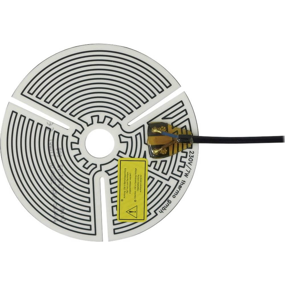 Samolepilna ogrevalna folija 230 V/AC 7 W vrsta zaščite IPX4 () 140 mm Thermo