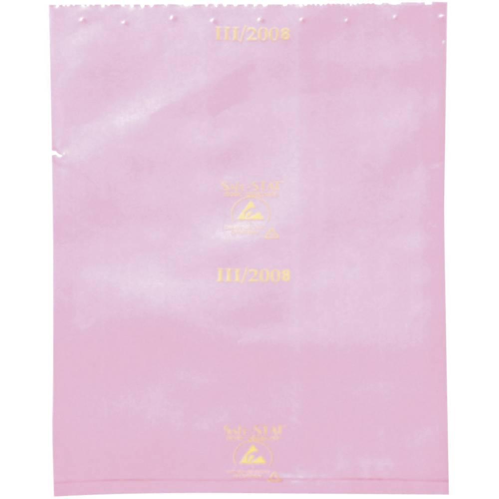 Antistatična ESD vrečka (D x Š) 400 mm x 300 mm odvodna ESD identifikacijska črka D