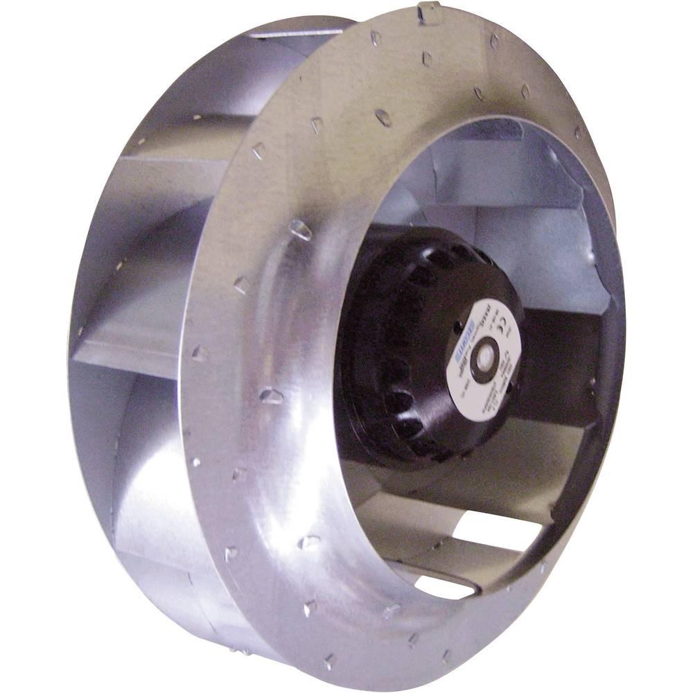 Aksial ventilator 230 V/AC 315 m³/h (Ø x H) 134 mm x 91 mm Ecofit 2RREA3 133X42R - D04-A4