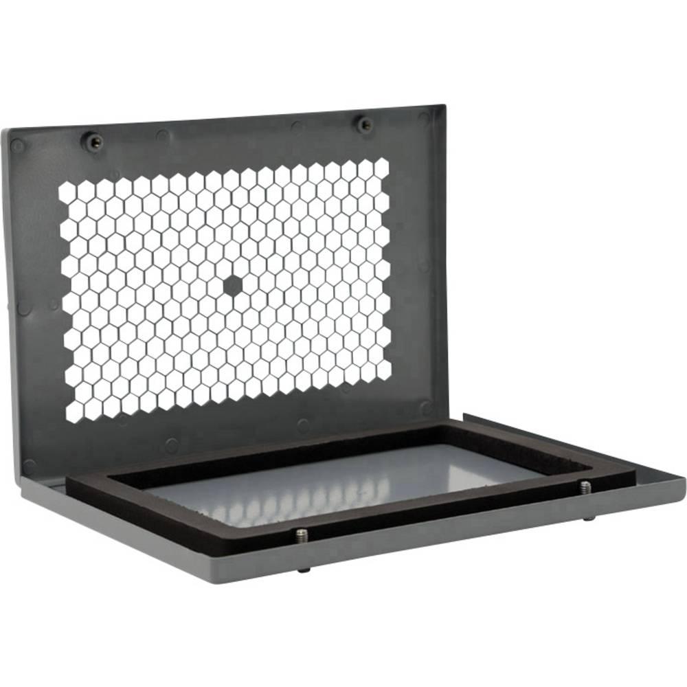 FLIR Infrared Inspection Window, Polymer, 12in, Stainless Steel