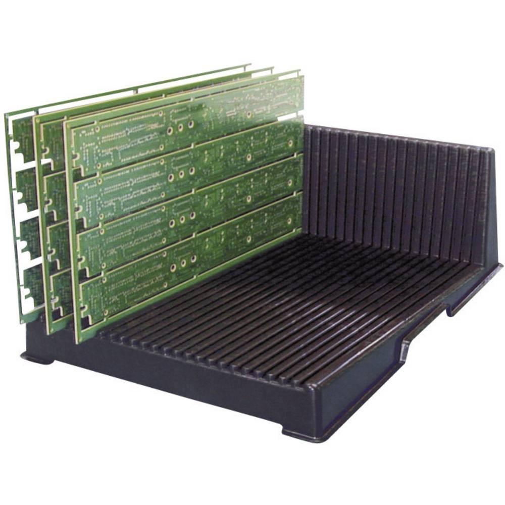 ESD nosilec za tiskana vezja (D x Š x V) 355 x 268 x 128 mm prevoden ESD identifikacijska črka: C BJZ H-LS-356
