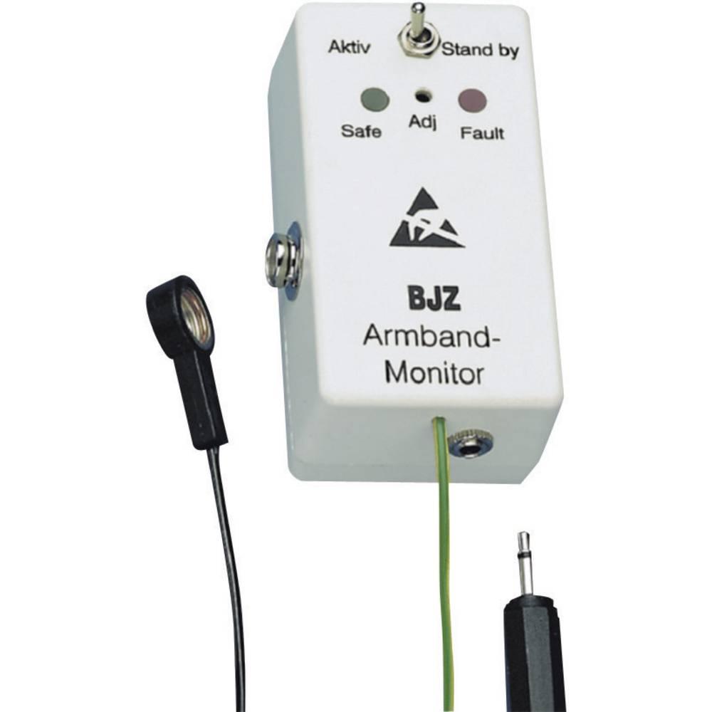 ESD testna naprava BJZ C-193 2331 za ozemljitev oseb, odvodno upornost