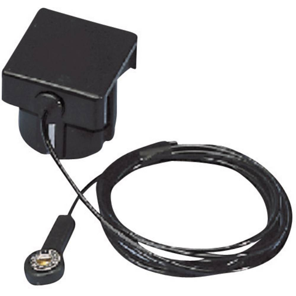 ESD ozemljitveni vtič s kablom 1.50 m BJZ C-192 098 pritisni gumb 10.3 mm