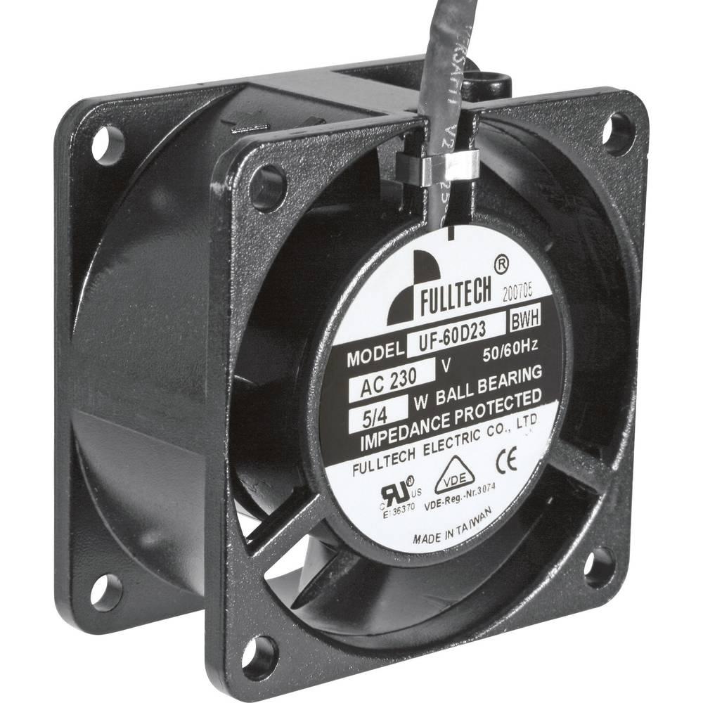 Aksial ventilator 230 V/AC 14 m³/h (L x B x H) 60 x 60 x 30 mm SEPA UF60D23BWH