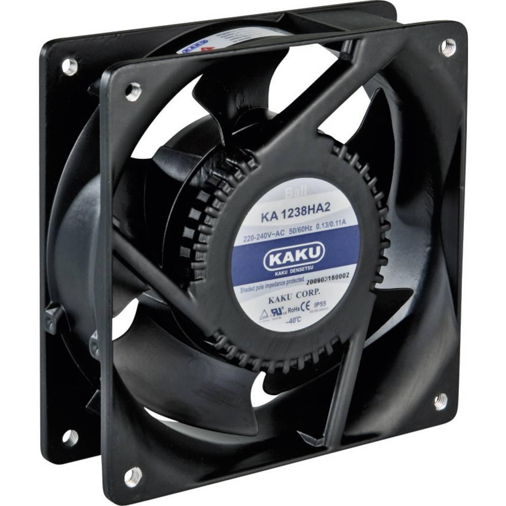 Aksialni ventilator 230 V/AC 178 m/h (D x Š x V) 120 x 120 x 38 mm SEPA KA1238XA2BMT