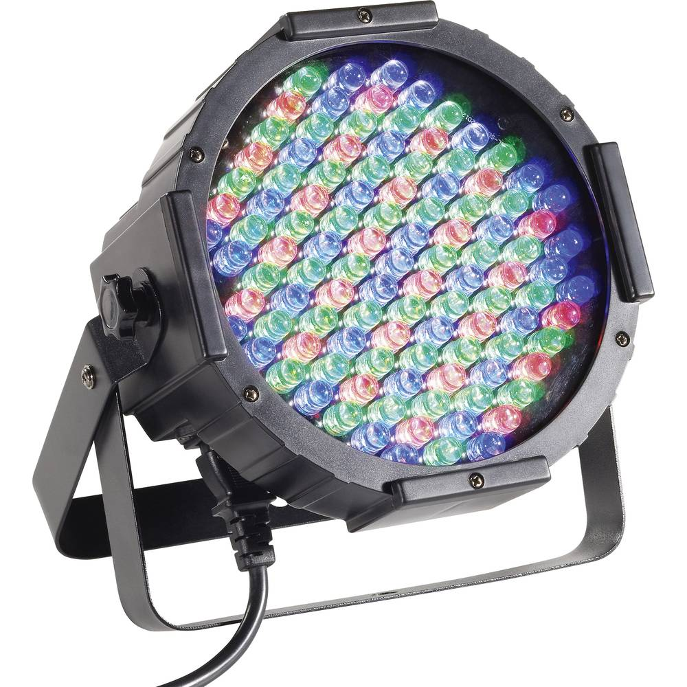 LED-PAR žaromet, število LED diod: 108 Renkforce DL-LED107S