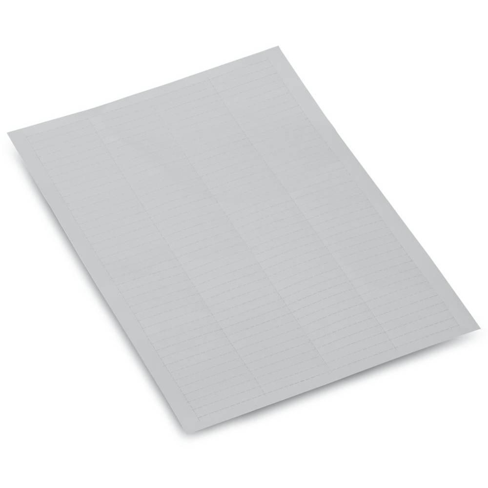 WAGO nalepke za množično označevanje 750-100 vsebuje: 1 kos