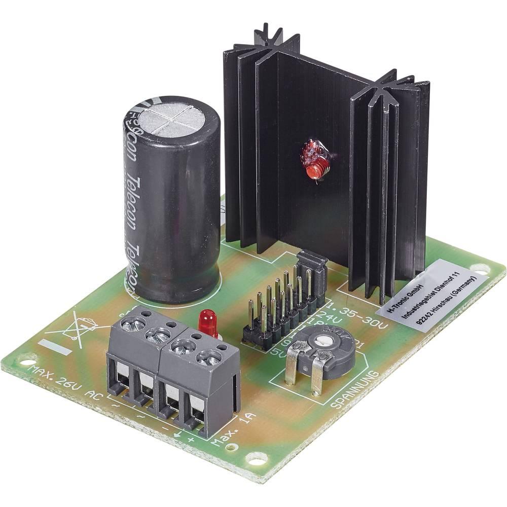 H-Tronic mrežni modul ulazni napon 2 - 3 V/AC izlazni napon5/9/12/15/18