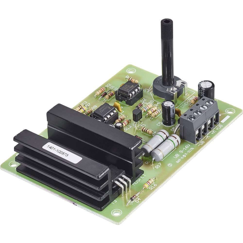 H-Tronic 5 A podesivost brojavrtljaja za motore s jednosmjernom strujom 9-16 V/D